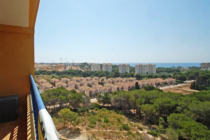 Bild: 3 rum bostadsrätt på Härlig utsikt över medelhavet, Spanien Torrevieja Söder - Campoamor
