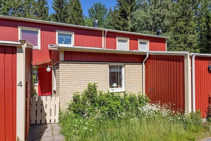 Bild: 4 rum bostadsrätt på Timotejvägen 4, Knivsta kommun Centralt