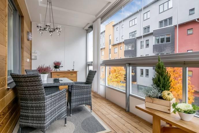 Bild: 3 rum bostadsrätt på Fyrtornsgatan 9A, Västerås kommun Lillåudden