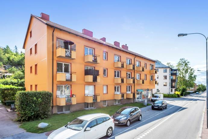 Bild: 2 rum bostadsrätt på Gökvägen 1A, Norrtälje kommun Norrtälje centralt