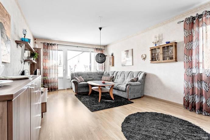 Bild: 3 rum bostadsrätt på Kågevägen 38 E, Skellefteå kommun Alhem