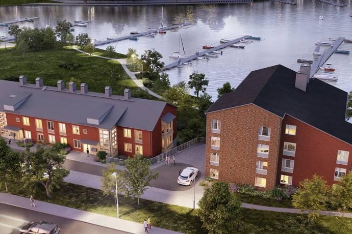 Bild: 2 rum bostadsrätt på Gamla Skärgårdsvägen 6, Värmdö kommun Gustavsberg
