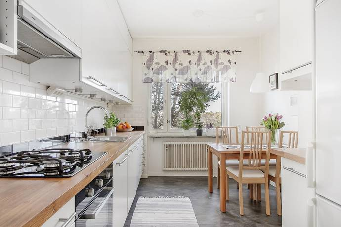 Bild: 2 rum bostadsrätt på Drachmannsgatan 22, Stockholms kommun Bromma Blackeberg
