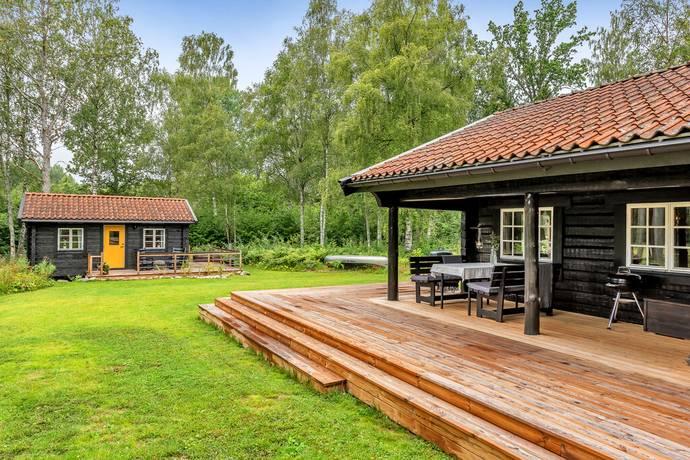 Bild: 3 rum villa på Simsens väg 25, Norrtälje kommun Södermarjum