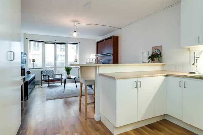 Bild: 1 rum bostadsrätt på S:t Johannesgatan 36 A, Uppsala kommun Luthagen