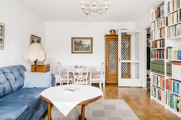 Bild: 2 rum bostadsrätt på Akaciastigen 4, Mariestads kommun Bråten Park