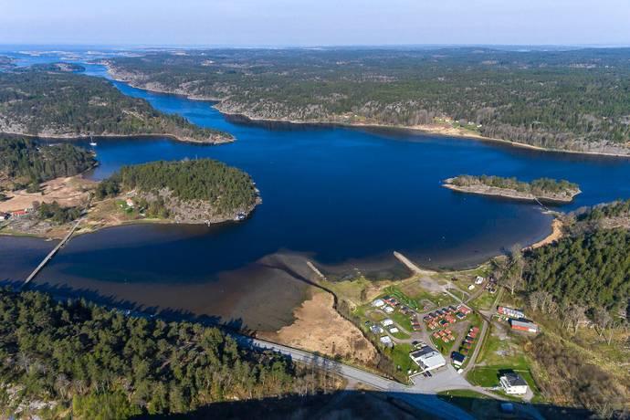 Bild: gård/skog på Dyne 1, Strömstads kommun Hogdal