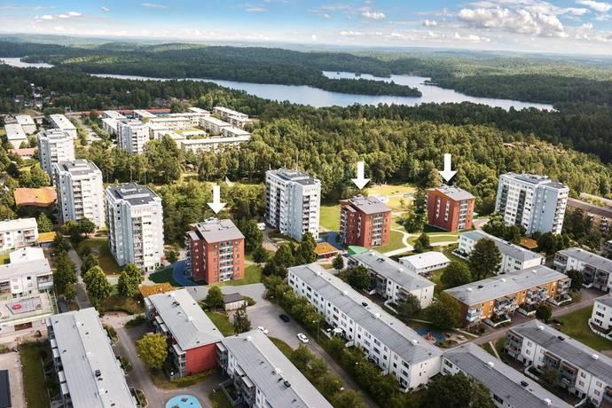 Bild: 2 rum bostadsrätt på Mejramgatan 15, Göteborgs kommun Övre Lövgärdet, Angered