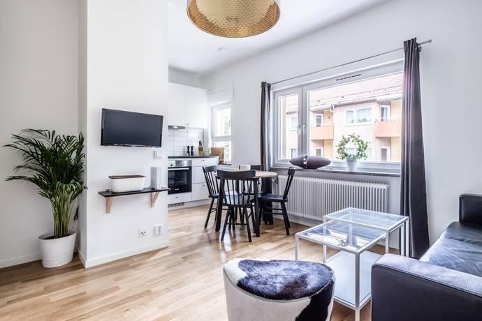 Bild: 1 rum bostadsrätt på Brändströmsgatan 3A, Gävle kommun Väster