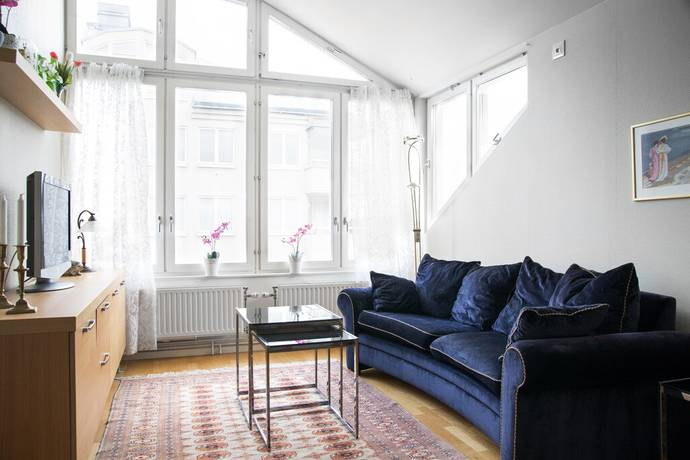 Bild: 2,5 rum bostadsrätt på Birgittavägen 23, 6 tr, Järfälla kommun Jakobsberg