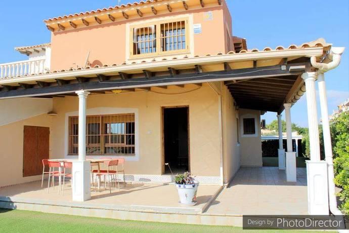 Bild: 6 rum villa på Villa i Punta Prima, Alicante, Spanien Punta Prima
