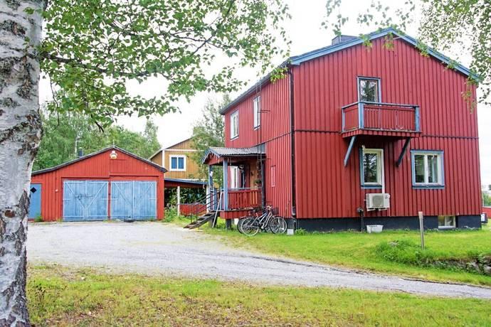Bild: 4 rum villa på Blåvägen 94, Storumans kommun