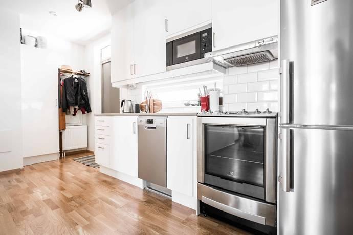 Bild: 1 rum bostadsrätt på Wergelandsgatan 46M, Stockholms kommun Blackeberg
