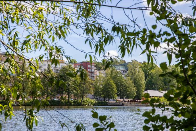 Bild från Bergvik - Brf Mälarhamnen
