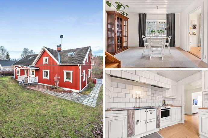 Bild: 5 rum villa på Sockenvägen 15A, Österåkers kommun Åkerstorp