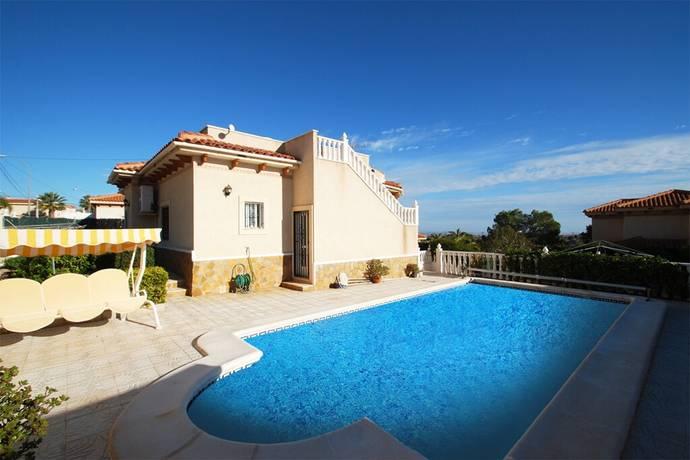 Bild: 4 rum villa på Villa i natuskön atmosfär, Spanien Torrevieja Söder - San Miguel de Salinas