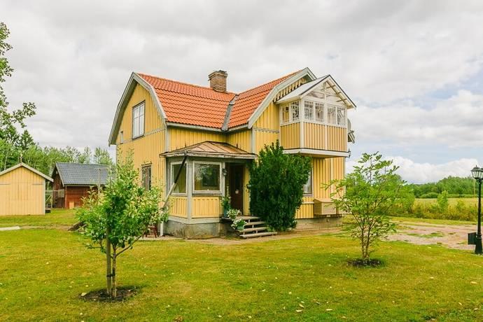 Bild: 5 rum villa på Sandbräckan Åkerslid 19, Töreboda kommun Älgarås med omnejd