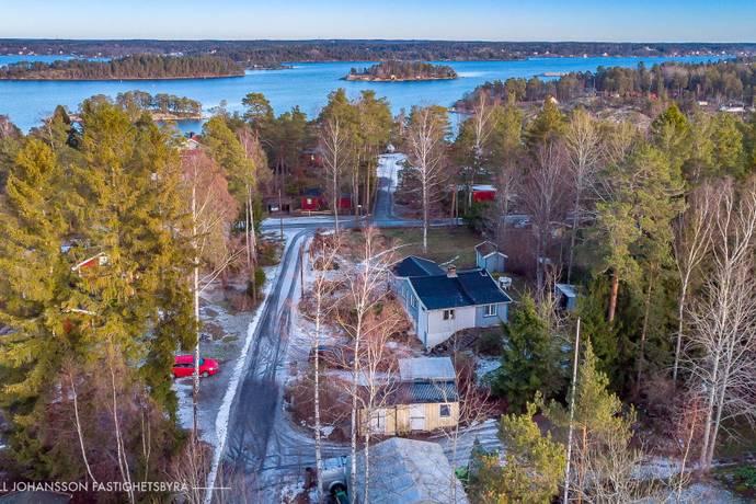 Bild: 4 rum villa på Skeviksstrandsvägen 23, Värmdö kommun Skeviksstrand