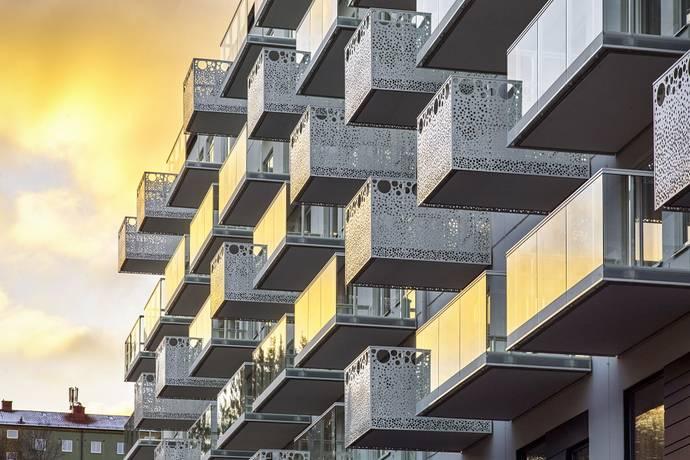 Bild: 3 rum bostadsrätt på Ebbe Lieberathsgatan 16C, Göteborgs kommun