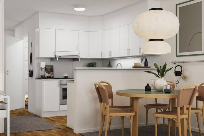 Bild: 2 rum bostadsrätt på Ridderstads gata, Linköpings kommun