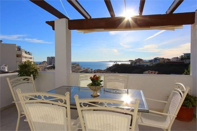 Bild: 3 rum bostadsrätt på Benalmadena Costa / Costa del Sol, Spanien Benalmadena Costa