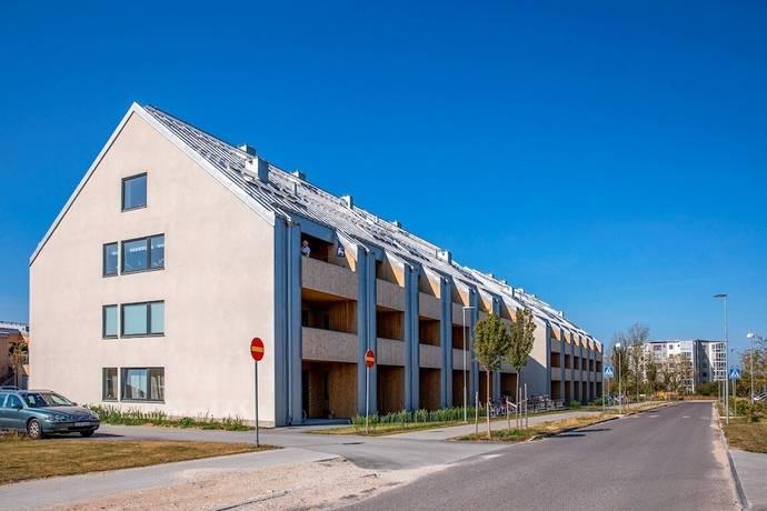 Bild: 2 rum bostadsrätt på Greta Arwidssons Gata 16C lgh 1105, Gotlands kommun Visby