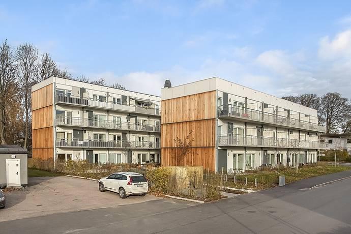 Bild: 1 rum bostadsrätt på Bernadottestigen 1B, Uppsala kommun Valsätra