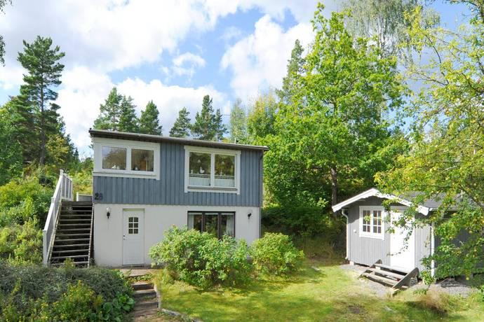 Bild: 4 rum villa på Lövuddevägen 28, Valdemarsviks kommun Vångsten