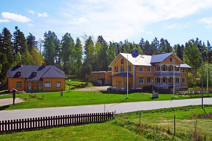 Bild: 20 rum villa på Los Kyrkbyväg 72, 74, 78, Ljusdals kommun Hamra  Ljusdasl Hälsingland