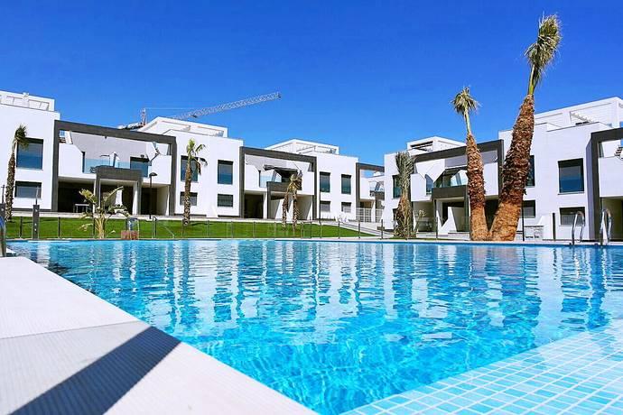 Bild: 4 rum bostadsrätt på Nytt med vackra vyer, Spanien Guardamar | Torrevieja