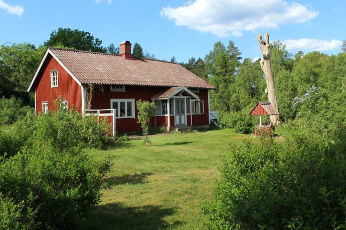 Bild: 3 rum villa på Kinnareds Bohult 104, Hylte kommun