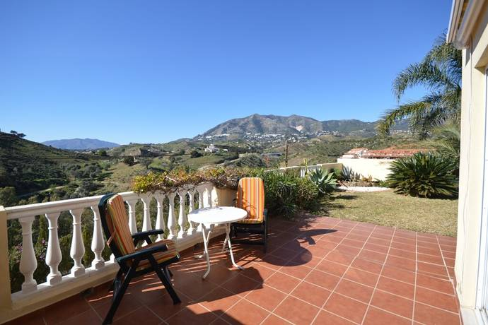 Bild: 3 rum radhus på TORREBLANCA- Gavelradhus med fantastisk utsikt, Spanien Fuengirola