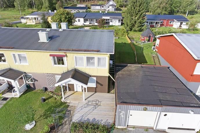 Bild: 5 rum radhus på Turistgatan 35, Älvsbyns kommun Östermalm