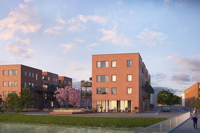 Bild: 4 rum bostadsrätt på BRF Förstlingen, lgh 202, Eskilstuna kommun Västra Munktellstaden