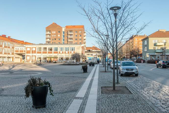 Bild: 2 rum bostadsrätt på Eketrägatan 12 C, Göteborgs kommun Kyrkbytorget