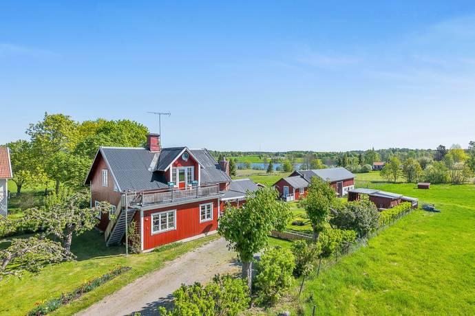 Bild: 5 rum villa på Ortalavägen 88, Norrtälje kommun Väddö- Ortala