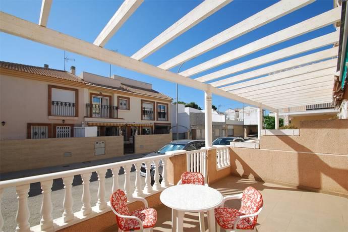 Bild: 4 rum radhus på Radhus i spansk strandby, Spanien Torrevieja Söder - Torre de la Horadada