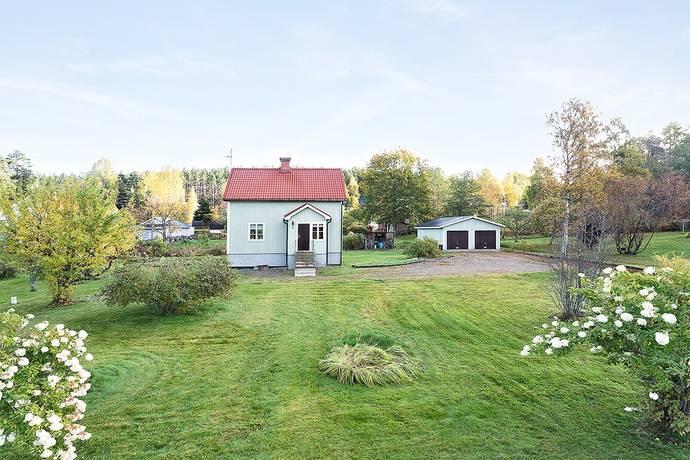 Bild: 4 rum villa på Barnängsvägen 1, Söderhamns kommun