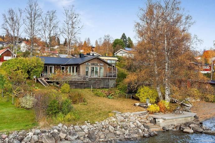 Bild: 5 rum villa på Vallsundsvägen 25A, Östersunds kommun Valla