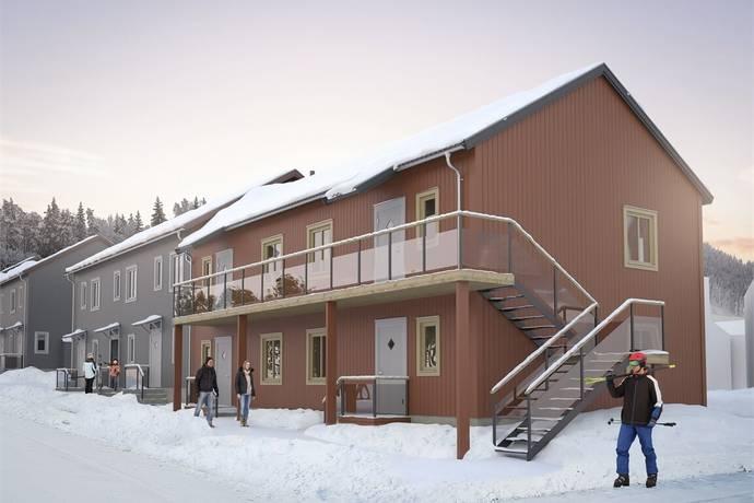 Bild: 4 rum bostadsrätt på Gullbrändsgatan 1216, lgh 1003, Malung-Sälens kommun Kläppen