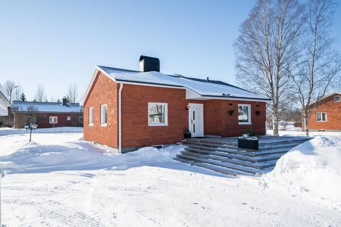 Bild: 3 rum villa på Öjagatan 14, Piteå kommun