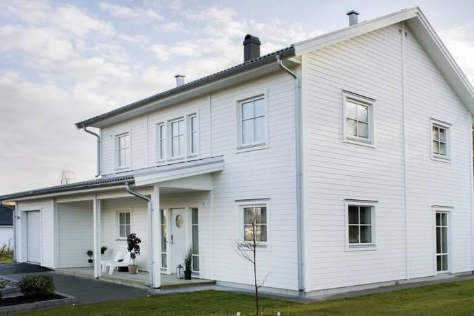 Bild: tomt på Oskars Lycka 15, Göteborgs kommun Torslanda