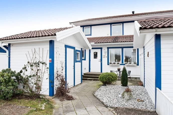 Bild: 4 rum bostadsrätt på Norrvägen 12a, Ängelholms kommun