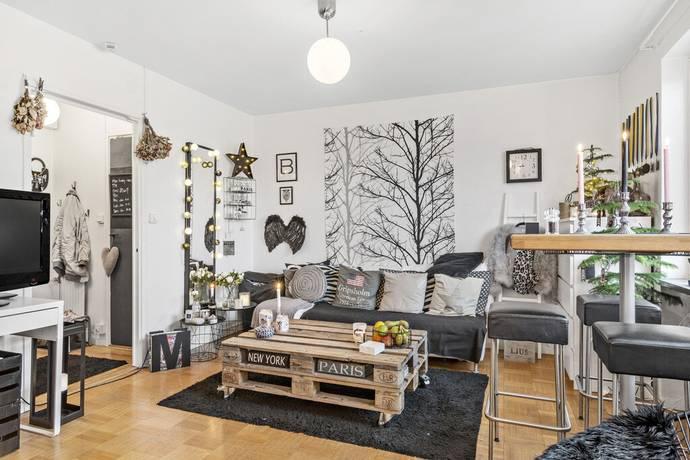 Bild: 1 rum bostadsrätt på Kung kristoffers gata 5B, Helsingborgs kommun Slottshöjden