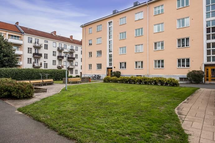 Bild: 1 rum bostadsrätt på Österlånggatan 3B, Kristianstads kommun Östermalm