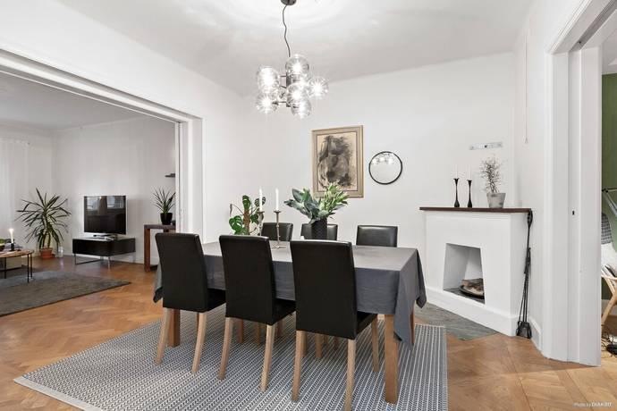 Bild: 3,5 rum bostadsrätt på Rudbecksgatan 43, Örebro kommun Centralt