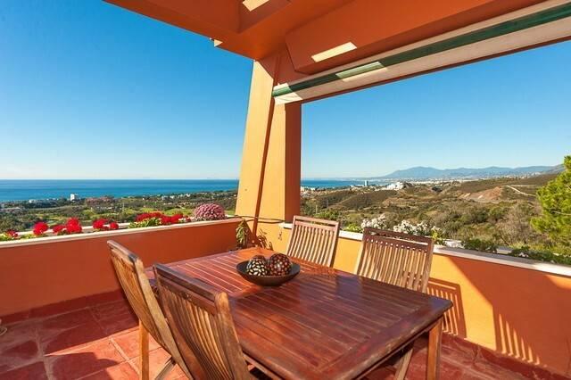 Bild: 4 rum bostadsrätt på Denna härliga lägenhet måste ses för att uppskattas fullt ut., Spanien Marbella - El Rosario