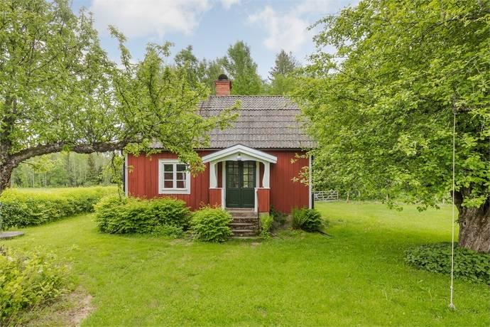 Bild: 2 rum fritidshus på Fläckebo Prästgård 130, Sala kommun Fläckebo