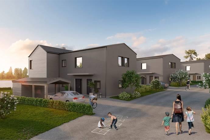 Bild: 9 rum villa på Båtsman Lobergs gata 11, Södertälje kommun