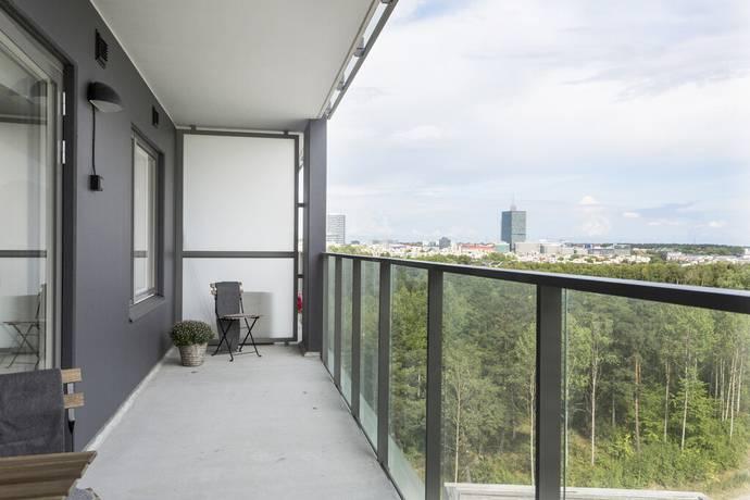 Bild: 2,5 rum bostadsrätt på Almbygatan 10, Stockholms kommun Järvafältet Rinkebyterrassen